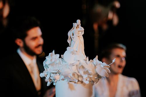 Casamento com muita classe e charme
