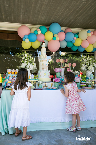 Festa de gelado - Lima Limão Festas