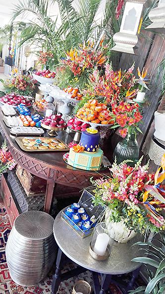 Festa em estilo marroquino - Lima Limão Festas