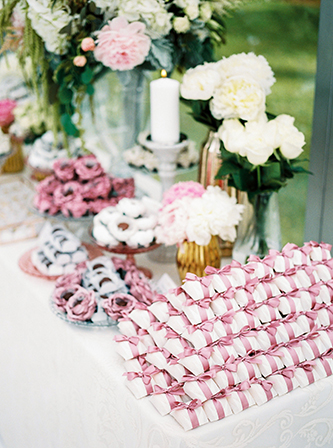 Casamento sweet blush! - Lima Limão Festas