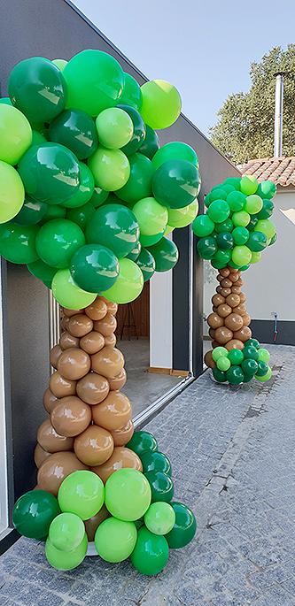 Festa de selva na selva - Lima Limão Festas