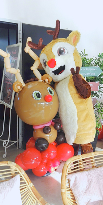 Festa Woodland Christmas BDAY - Lima Limão Festas com Charme
