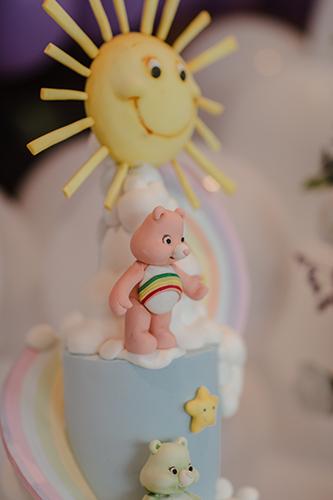 Festa Care Bears (Ursinhos Carinhosos) - Lima Limão Festas com Charme