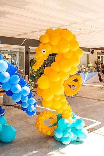 Festa no Fundo do Mar - Lima Limão Festas com Charme