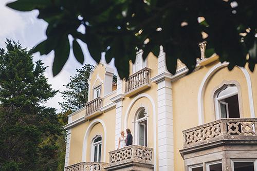 Casamento Sintra romântica - Lima Limão Festas